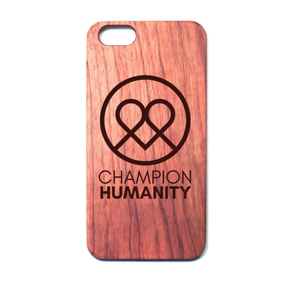 CH line heart iPhone case