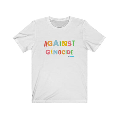 STAND Against Genocide Tee