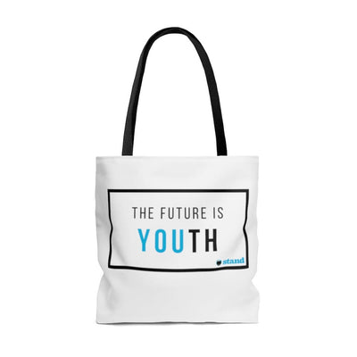 The Future Is Youth Tote