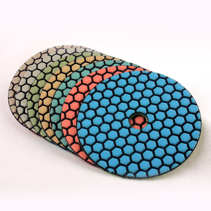Diamond Polishing Pads for Concrete, Granite, Marble and ES