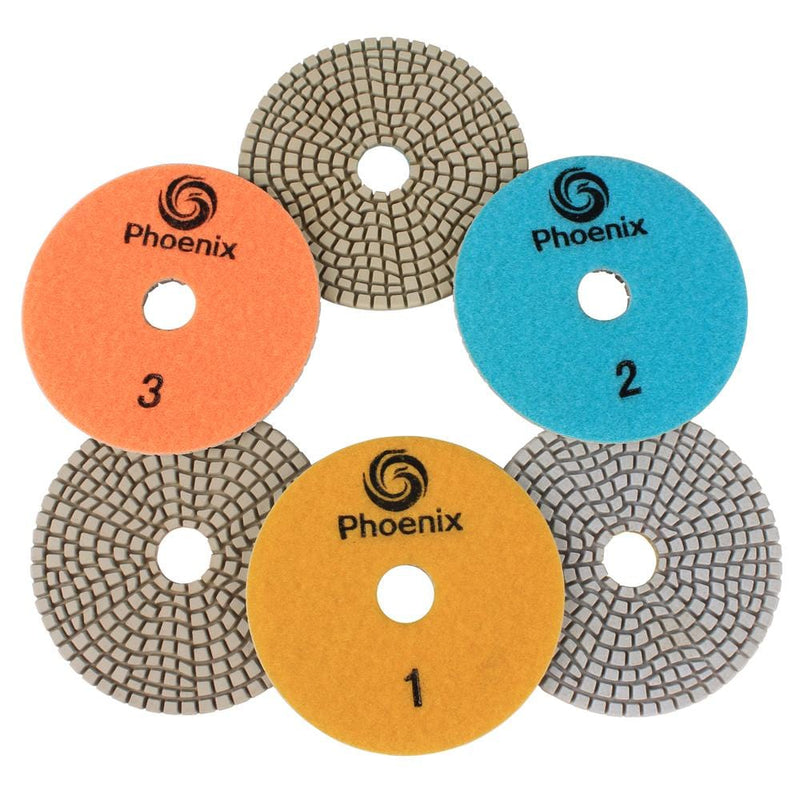3-step-wet-polishing-pads