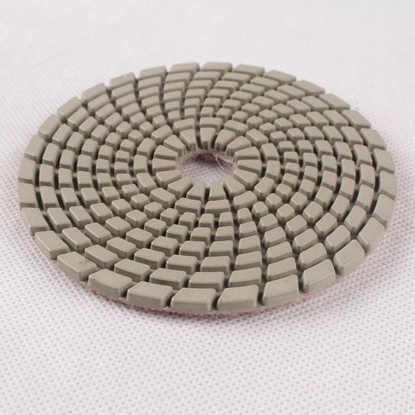 marble-polishing pads