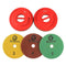 snail-lock-polishing-pads-system-for-edge-polishing-machines