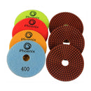 Copper-Bond-Flexible-Wet-Polishing-Pads