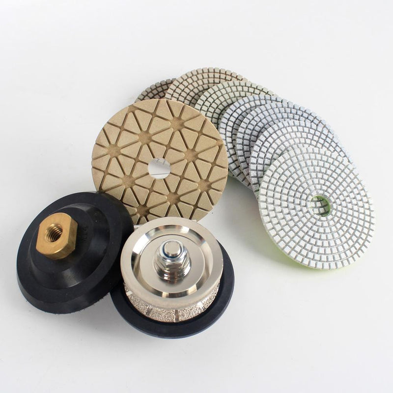 Full-Bullnose(V30)-Wet-Polishing-Pads