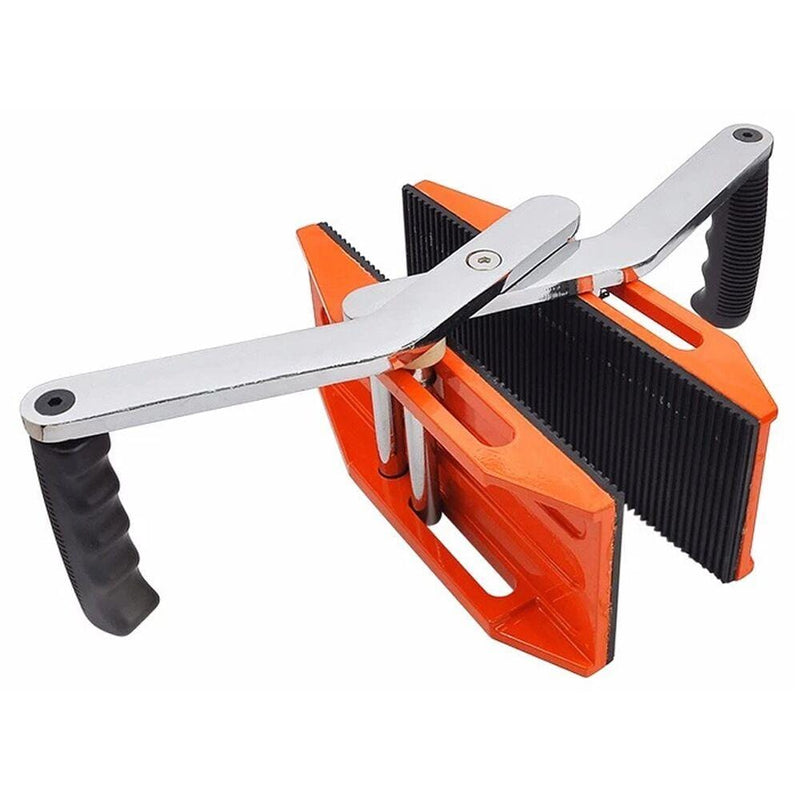 Hand-carry-clamp-tool