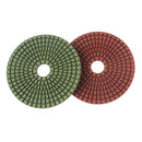 Raizi 4 Inch Best Diamond Wet Polishing Pads for Granite