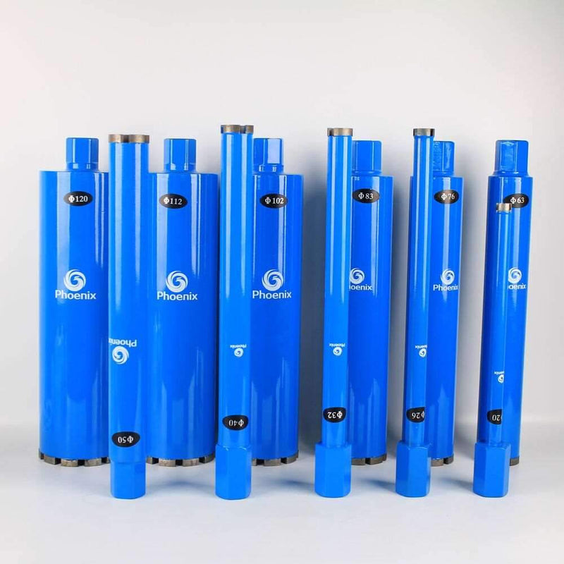 Raizi Laser Welded Concrete Core Drill Bit