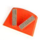 Trapezoid-one-button-segment-Lavina-Quick-Change-Grinding-Plate