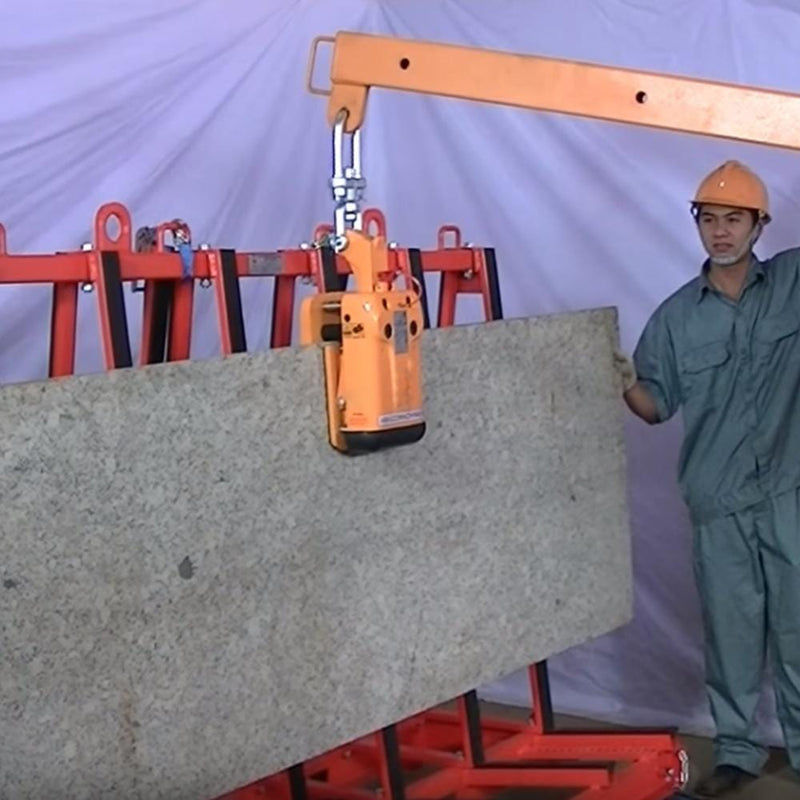 Raizi Granite Slab lifter | Stone Lifting Clamp
