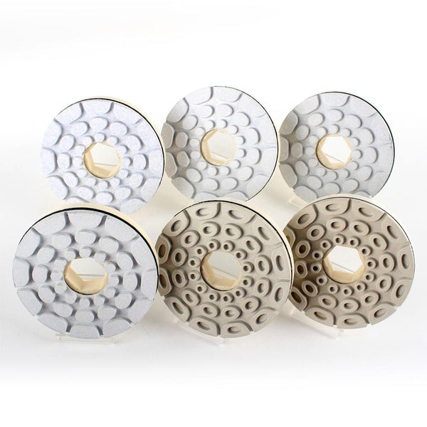 raizi-snail-lock-granite-edge-diamond-polishing-pads