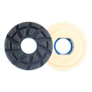 "Raizi 5"" 125 mm Snail Lock Granite Polishing Pad 