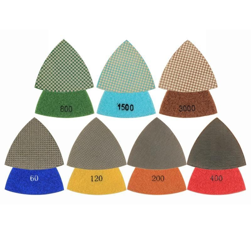 triangle-diamond-polishing-pads