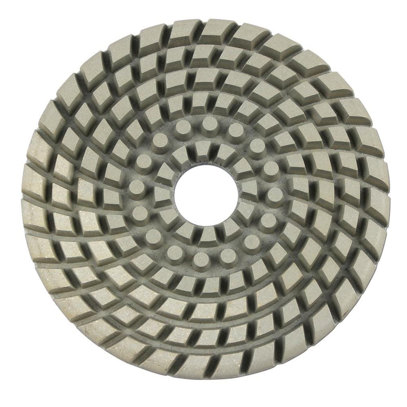 white-color-polishing-pad