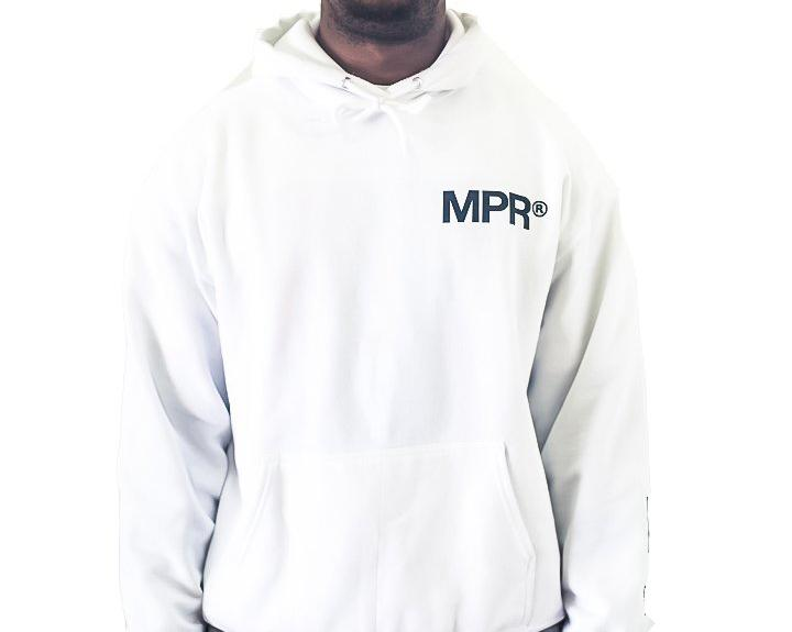 MPR - White Faces (Hoodie) COMPLEXCON EXCLUSIVE