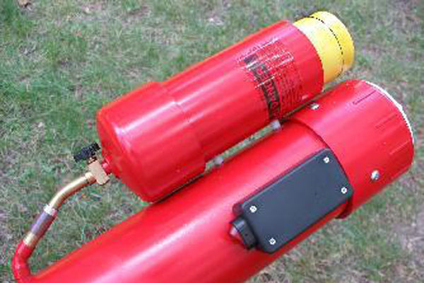 MAPP Gas Fuel Cylinder