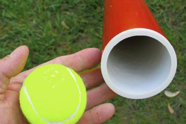 Tennis Ball Barrel
