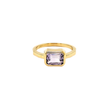 Load image into Gallery viewer, East West Ring in Rose de France