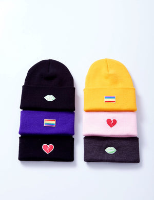pride beanie - An International Anthem