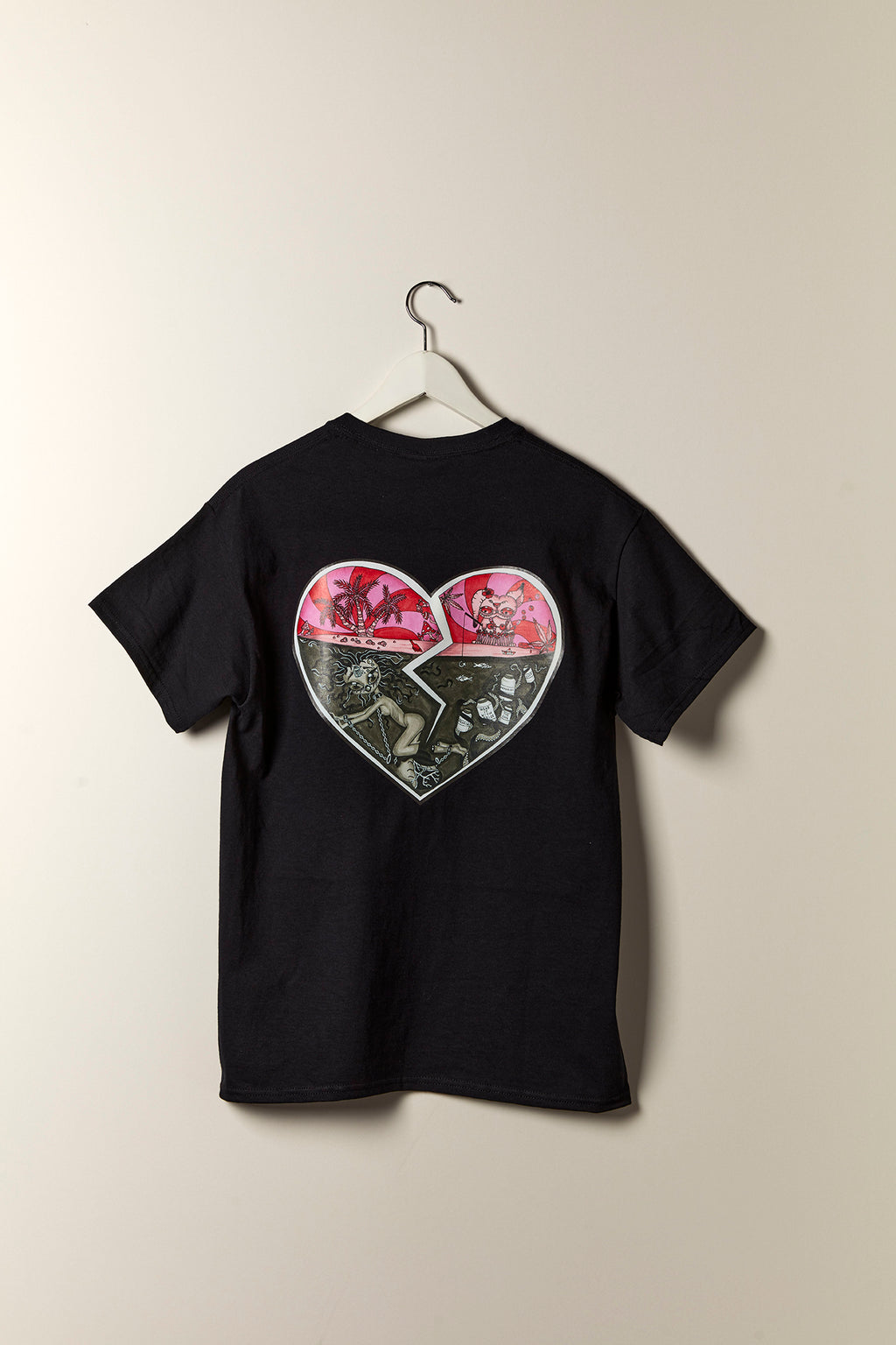 Dark Heart Tee - An International Anthem