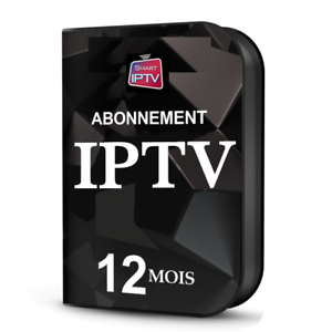 One year IPTV subscription for scandnavian european and arabic channels withe VOD movies and series