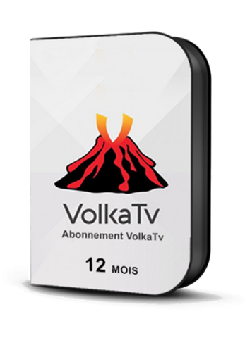 ABONNEMENT VolkaTV iPTV pour IOS, Android, VLC, smart TV, Enigma2, mag, Xtream