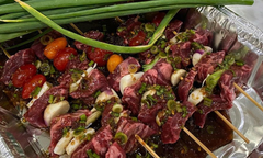CBD THAI BEEF SKEWERS BY CHEF TIM LOVE