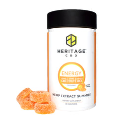 CBD Gummy / ENERGY Formula / 30 count