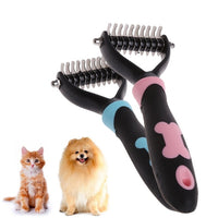Dog Brush, Trimmer Comb Rake - FREE Shipping (www.Happy-Tails-Inc.ca)