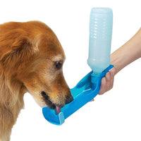 Portable Dog Water Bottle - FREE Shipping (www.Happy-Tails-Inc.ca)