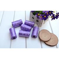 Dog Waste Bags, 10Roll 150pcs Degradable - FREE Shipping (www.Happy-Tails-Inc.ca)