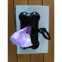 Dog Bags Dispenser Bone Type Case - FREE Shipping (www.Happy-Tails-Inc.ca)