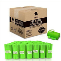 Dog Poop Bags Biodegradable, 50Roll/1000Pcs- FREE Shipping - LIMITED Time Offer- Hurry (www.Happy-Tails-Inc.ca)