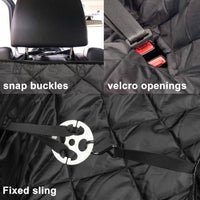 Dog Back Car Seat Cover, Waterproof - FREE Shipping (www.Happy-Tails-Inc.ca)