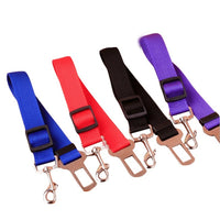 Pet Seat Belt Buckle Adjustable, High Quality -FREE Shipping (www.Happy-Tails-Inc.ca)