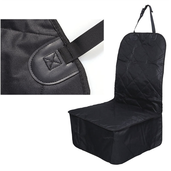 Pet Front Seat Cover for Cars WaterProofand Machine Washable - FREE Shipping (www.Happy-Tails-Inc.ca)