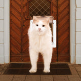 Dog Door/Flap Wall, Cat Door Mount - FREE Shipping (Happy-Tails-Inc.ca)