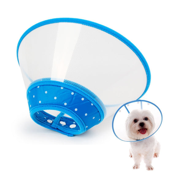 Dog Cone, Cat Cone - FREE Shipping (www.happy-tails-inc.ca)