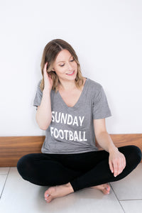 Sunday Football Tee