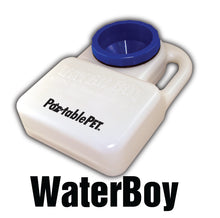 Load image into Gallery viewer, WaterBoy 3 Quart Travel Water Bowl