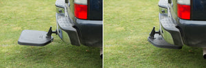 SPECIAL SUV Twistep Pet Step with FREE Hitch Lock