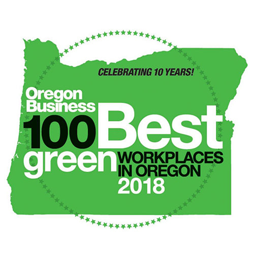 Oregon's Wild Harvest Named one of Oregon's Greenest Companies