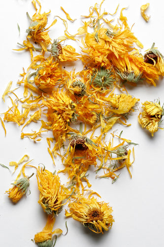 Oregon's Wild Harvest Non-GMO, Organic Calendula Flowers Whole
