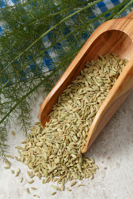 Oregon's Wild Harvest Non-GMO, Organic Fennel Seed Whole