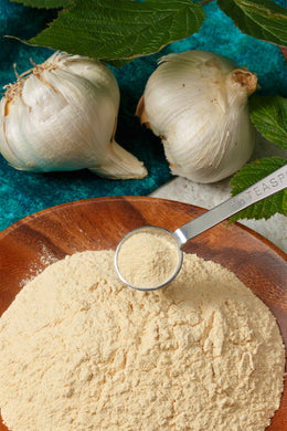 Oregon's Wild Harvest Non-GMO, Organic Garlic Cloves Powder