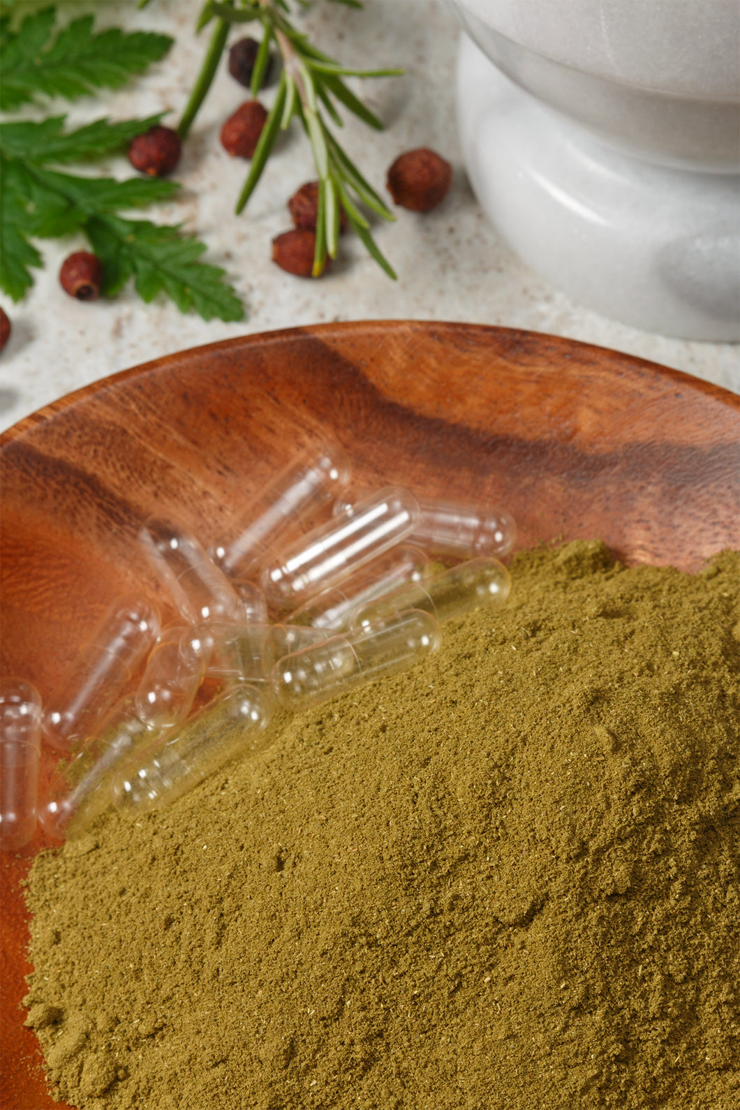 Ginkgo Leaf Powder, Organic