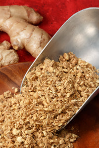 Oregon's Wild Harvest Non-GMO, Organic Ginger Root Cut-and-Sift