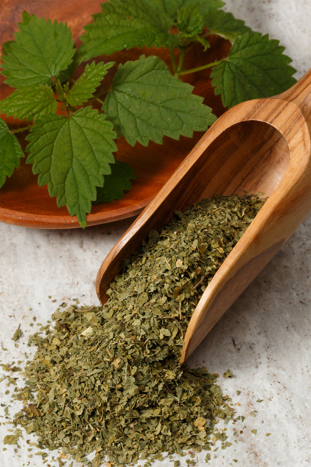 Oregon's Wild Harvest Non-GMO, Organic Nettle Leaf Cut-and-Sift