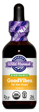GoodVibes™, Biodynamic Herbal Tonic