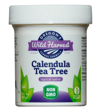 Oregon's Wild Harvest Calendula Tea Tree Salve
